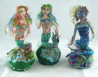 PL826E - Mermaid Pincushion PDF