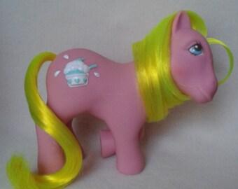 G1 My Little Pony Crunch Berry (1987 ) MLP HK