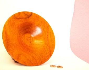 Bubinga wood Bowl