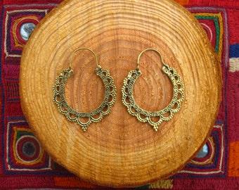 Earrings - Princess