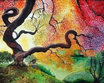 The Reading Tree