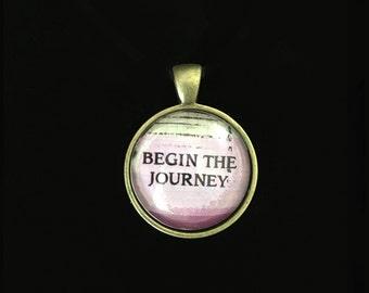 Begin The Journey