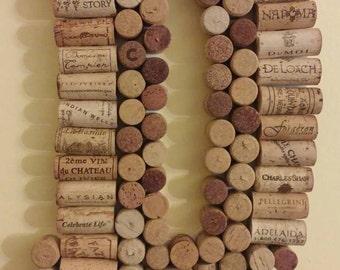 Winecork Monogram