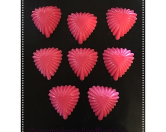 Melting Hearts (8 piece)