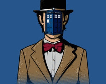 Doctor Who Son of Man Inspired Cross Stitch