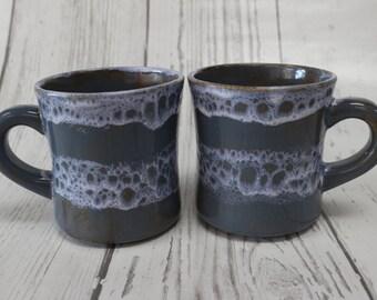 Handmade Mugs set of 2