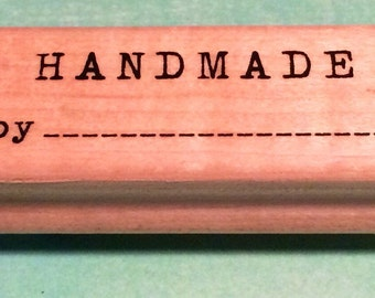 A Must Have Stamp! Handmade By: Stamp
