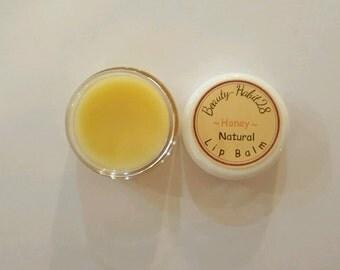 Natural Lip Balm (Honey) 15g