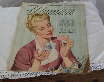 Vintage Ladies Magazine