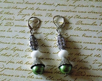 Romantic earrings