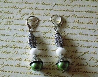 Romantic earrings