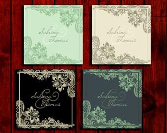 Mabie forest wedding invitations
