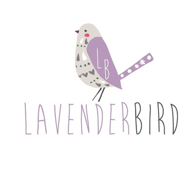 LavenderBirdCreation