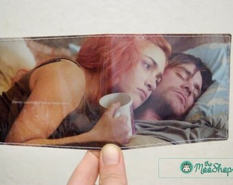 Vinyl Wallet - Eternal Sunshine Of The Spotless Mind - Clementine and Joel