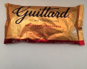 Guittard Semisweet Baking Chips