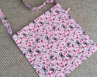 Drain bag for breast surgery