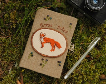 "Notebook ""Forest Tales"""