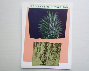 Canners of Hawiian Postcard