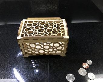 Bubble Keepsake Box