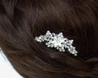 Pearl Flower Vintage Diamante/Rhinestone Vines
