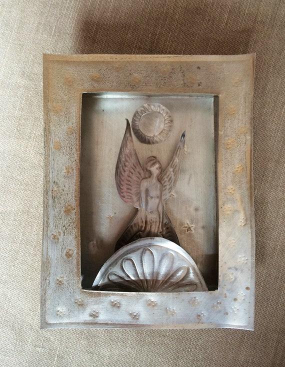 Bird Box, angel