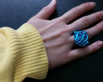 The ''Blue Lagoon'' Ring :)