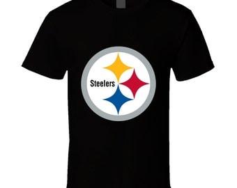 Pittsburgh Steelers Nfl  Football Logo T-shirt