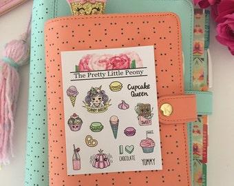 Candy Queen Deco Sheet