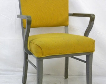 Vintage Steelcase Chair