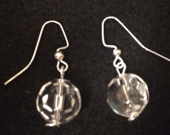 Christal Clear Earring