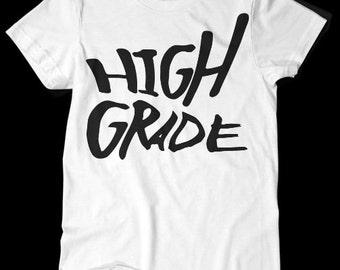 High Grade TShirt White