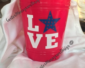 Love reusable cup!