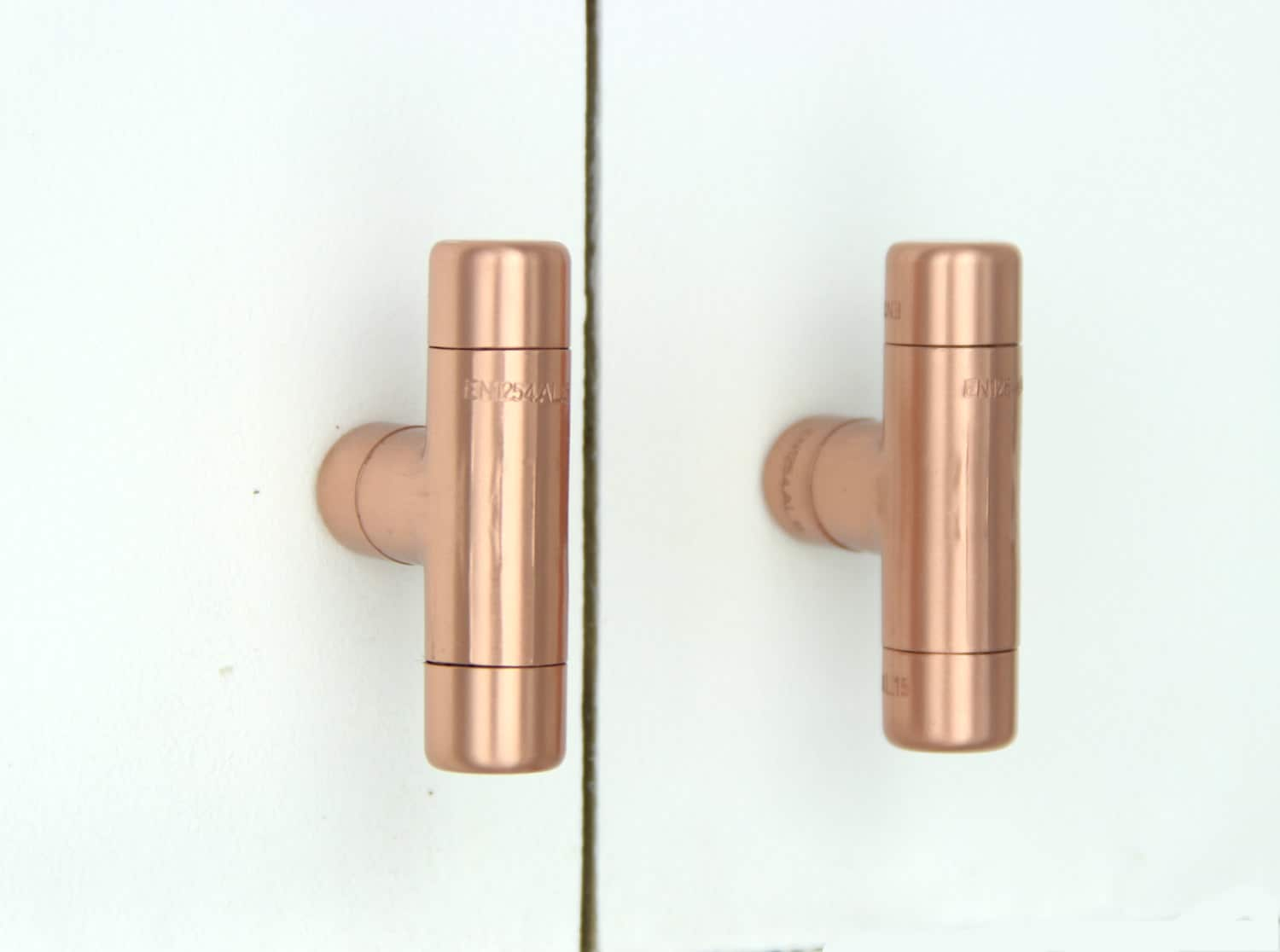 copper knobs for kitchen cabinets 76 best copper hardware images modern copper t knob contemporary drawer pull handle knob