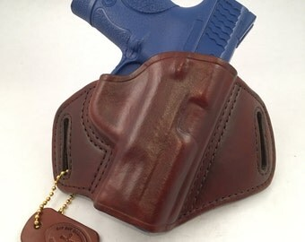 S & W MP 40/9 Compact - Handcrafted Leather Pistol Holster
