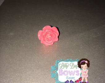 Pink Rose Kids Ring