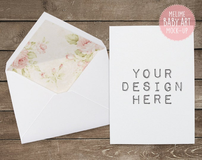 Cards Mockups, Styled Photography Mock Up, Invitations Mockup, Shabby Chic Mockups, Set of Two 5x7 Invitations Photography (A5.A6.Card)