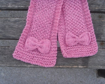 Crochet bow pattern Etsy