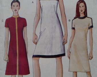 Vogue 7423 dress pattern size (14-16-18)
