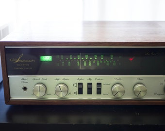 Vintage Stereomaster SM 8000 Stereo Receiver