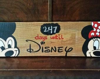 Mickey and Minnie Countdown
