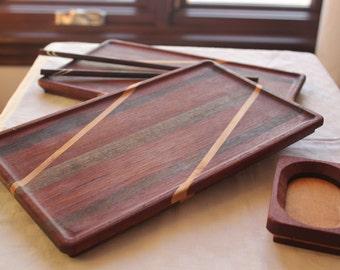 Sushi set (Wood)