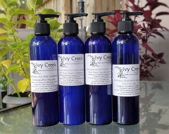 Natural, Shampoo, Tea Tree, Dandruf, Dry Scalp, Natural Shampoo, Holistic Shampoo, Natural Hair Care