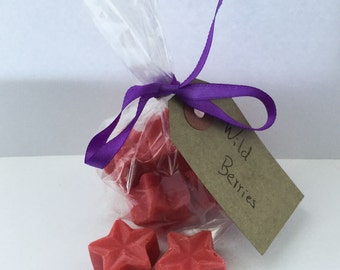Wild Berries Soy Candle Melts