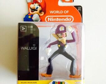 World of Nintendo: Waluigi Figure