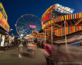 Coney Island Summer