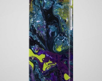 Abstract Oil Painting iPhone 8 Case iPhone 7 Case iPhone 6S Case iPhone 8 Plus Case Huawei P9 Case LG G5 Case Sony Xperia Case HTC One Case