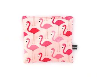 Pink Flamingo Square Heat Pack