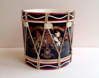 Royal Marines ice bucket
