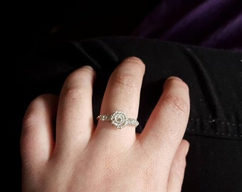 Custom Wire Wrapped Ring