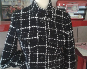 Chanel lookalike jacket mint condition